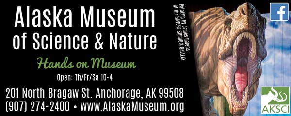 Alaska Museum Of Science and Nature: Anchorage, Alaska
