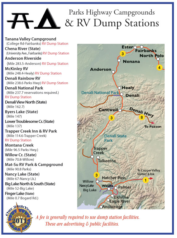 Travel to Denali State Park, Alaska with BEARFOOT Guides ...