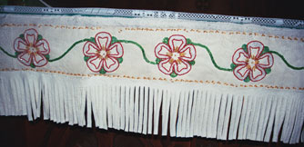 nenana altar cloth