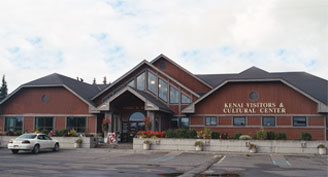 kenai cultural and visitor center